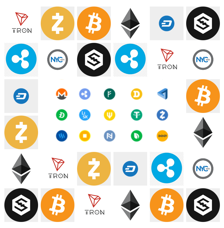 crypto exchange coins