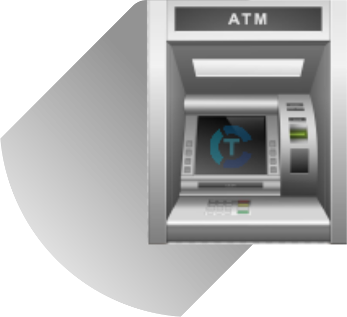 BLOCKCHAIN ATM tron exchange